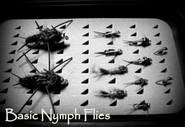 Basic Nymph Flies | www.johnkreft.com
