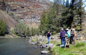 Project Healing Waters Crooked River Outing