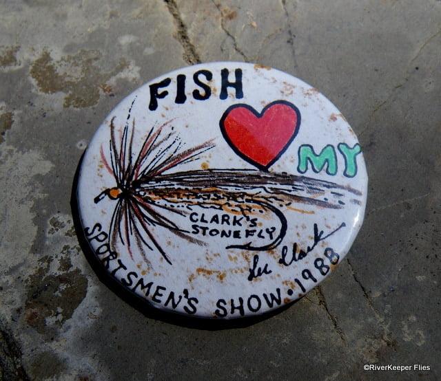 Clarks Stone Pin | www.johnkreft.com