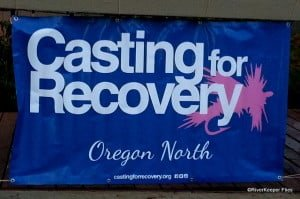 Casting for Recovery River Helper