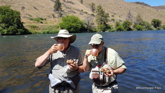 Deschutes River Moscow Mules   www.johnkreft.com