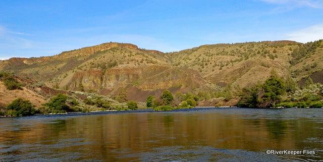 Deschutes River Scenery   www.johnkreft.com