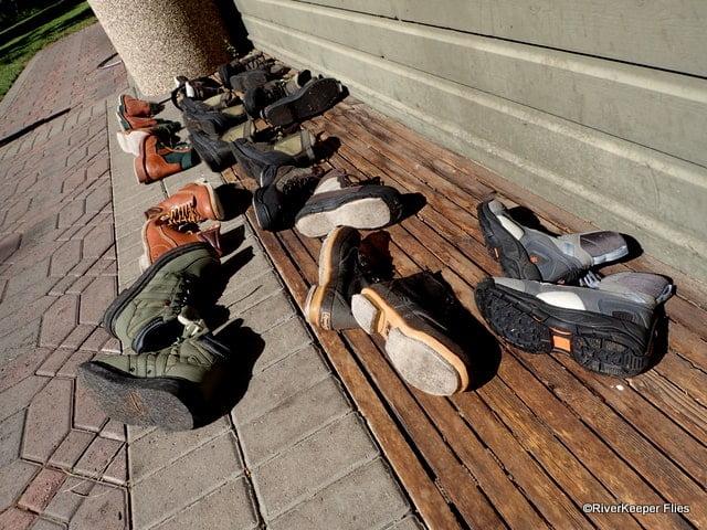 Wading Boots | www.johnkreft.com