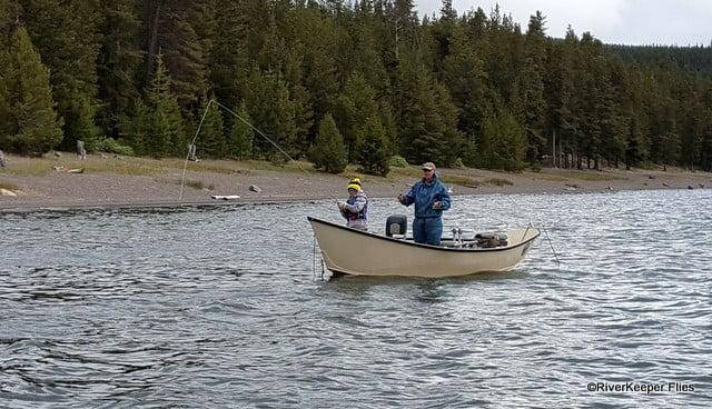 Tim and Jett at East Lake | www.johnkreft.com