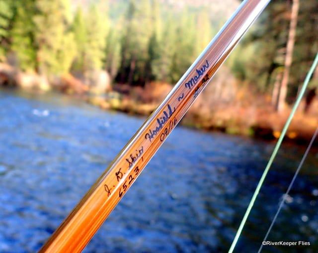 Skip Hosfield Bamboo Rod | www.johnkreft.com