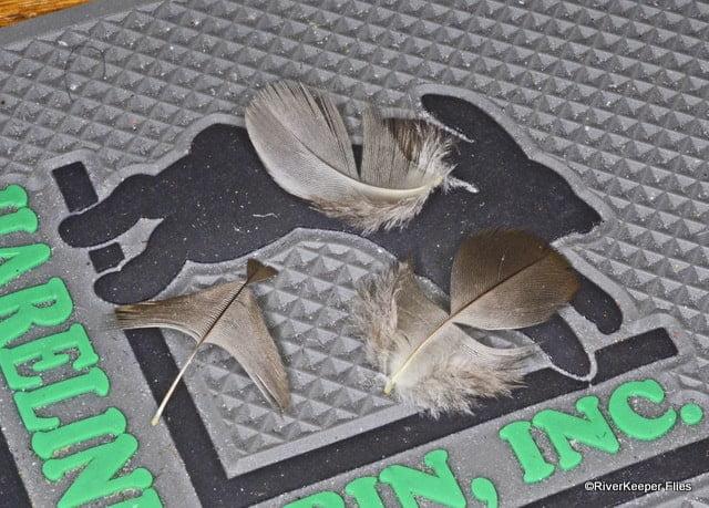 Covert Feather Prep | www.johnkreft.com