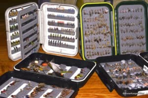 Restocking and Organizing Your Fly Boxes