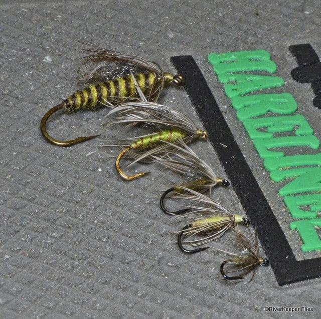 RiverKeeper Soft Hackle Cripple Flies | www.johnkreft.com