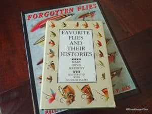 Old Fly Fishing and Fly Tying Books
