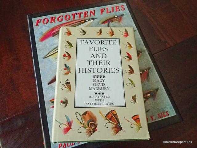 Favorite Flies and Their Histories   www.johnkreft.com