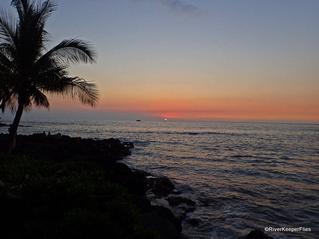 Kona Sunset | www.johnkreft.com