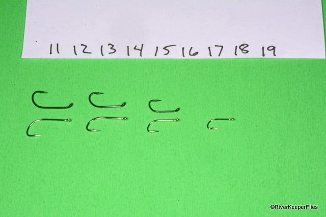 TMC 102 vs Alec Jackson Soft Hackle Trout Fly Hook Size Comparison | www.johnkreft.com