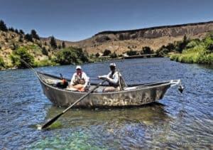 Fishing the Lower Deschutes
