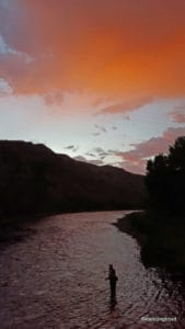 Fly Fishing the Big Hole and Beaverhead Rivers