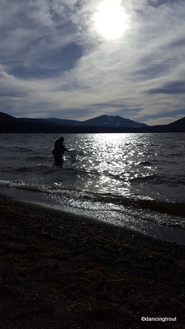Landing Fish at East Lake | www.johnkreft.com