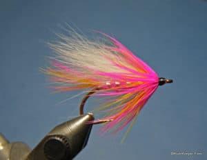 Tying Sea Run Cutthroat Flies