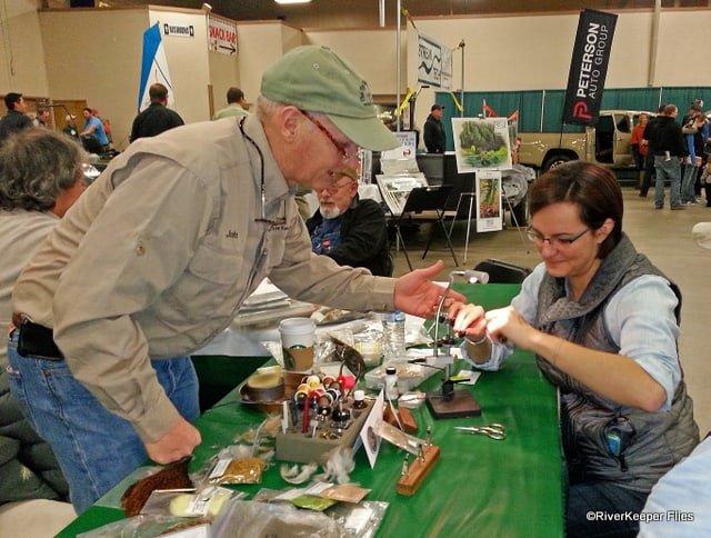 Western Idaho Fly Fishing Expo in Boise 2016 | www.johnkreft.com