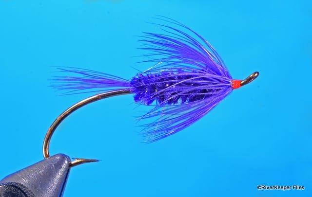 Alec Jackson Purple Spade | www.johnkreft.com