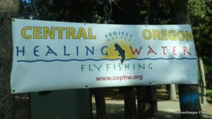 Fishing East Lake with Central Oregon Project Healing Waters