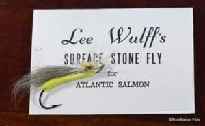 Lee Wulff's Surface Stone Fly