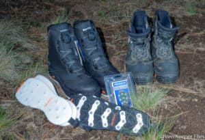 New Devil's Canyon Korker Wading Boots