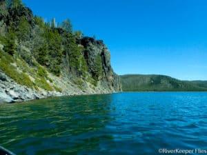Early Season East Lake Fishing