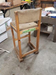 Craig Matthew's Fly Tying Chair