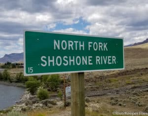 Fly Fishing the North Fork Shoshone