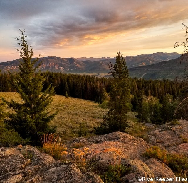 Beartooth Pass Sunset | www.johnkreft.com