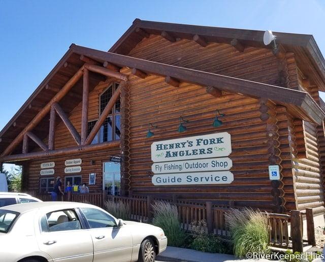 Henry's Fork Angler's | www.johnkreft.com