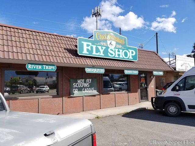 Chuck Stranahan's Flies & Guides   www.johnkreft.com
