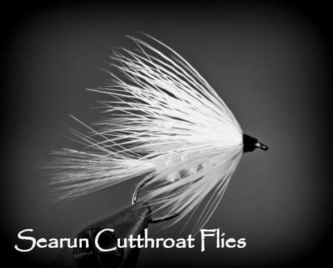 Searun Cutthroat Flies | www.johnkreft.com