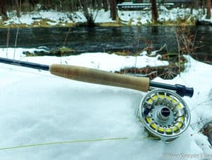 Start of Winter Fly Fishing