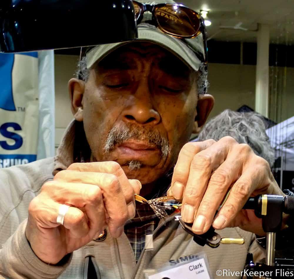 Clark Lucas Dressing Dee Wing Flies | www.johnkreft.com
