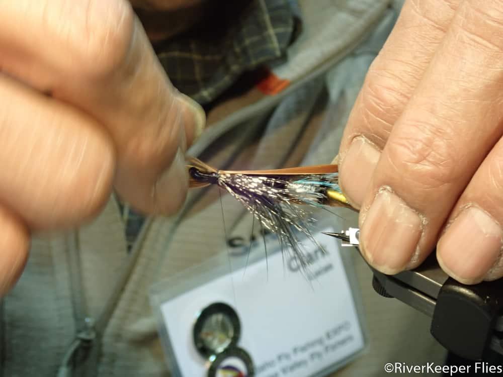Clark Lucas Setting Dee Wing #3 | www.johnkreft.com