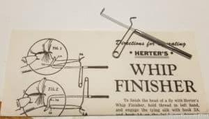Herter's Whip Finisher