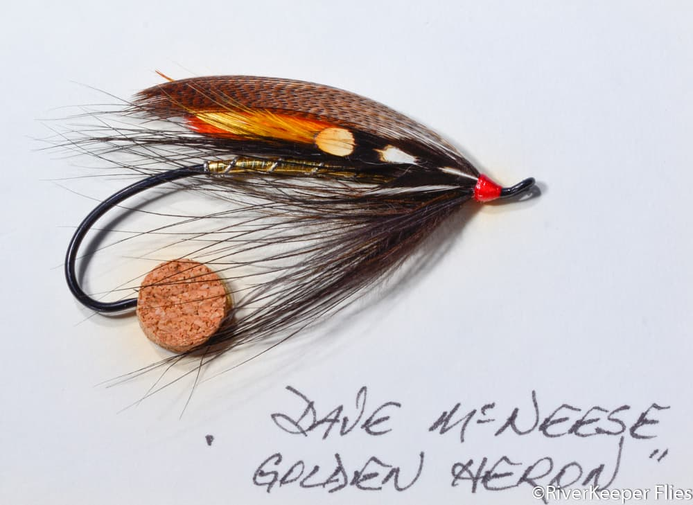 McNeeses' Gold Heron | www.johnkreft.com