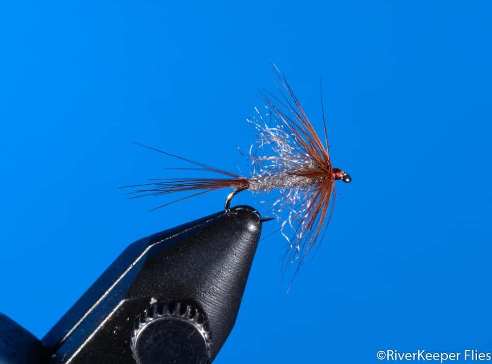 Kelly Galloup's Sunken Spinner | www.johnkreft.com