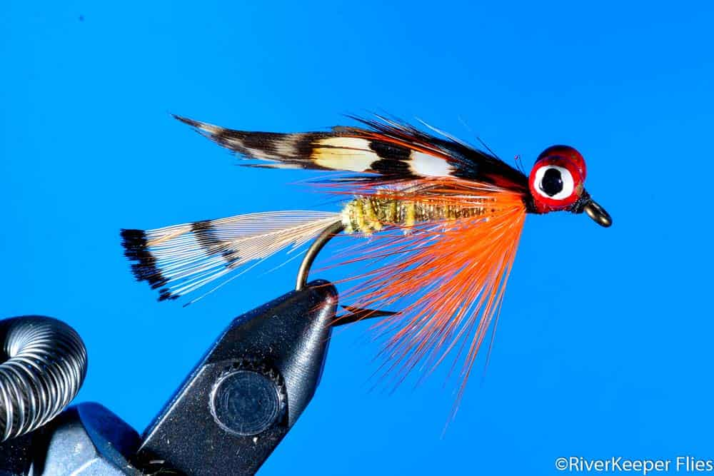 Pray Optic Steelhead Fly | www.johnkreft.com