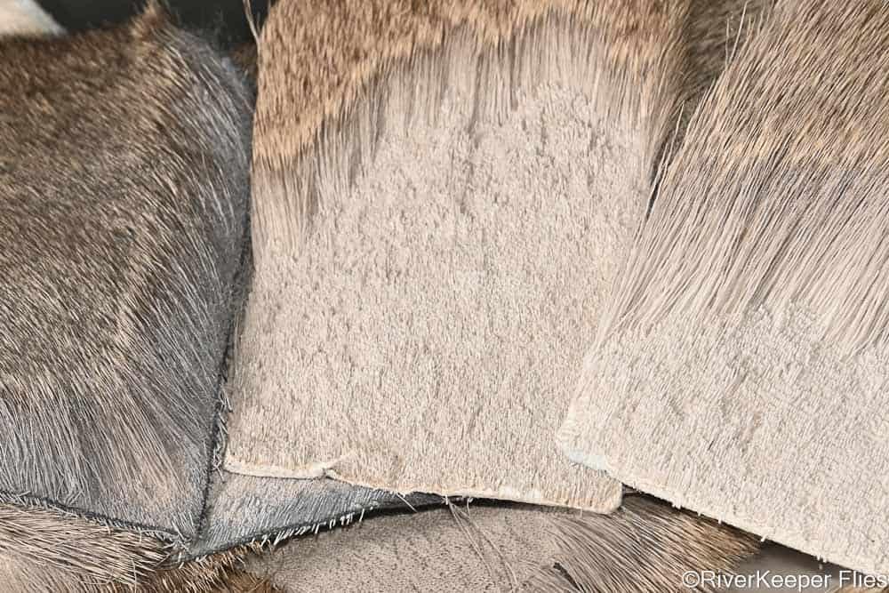 Sparkle Dun Deer Hair | www.johnkreft.com