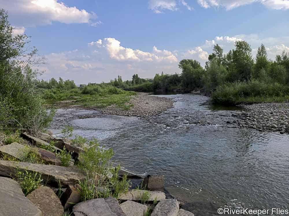 Bear River in Evanston   www.johnkreft.com