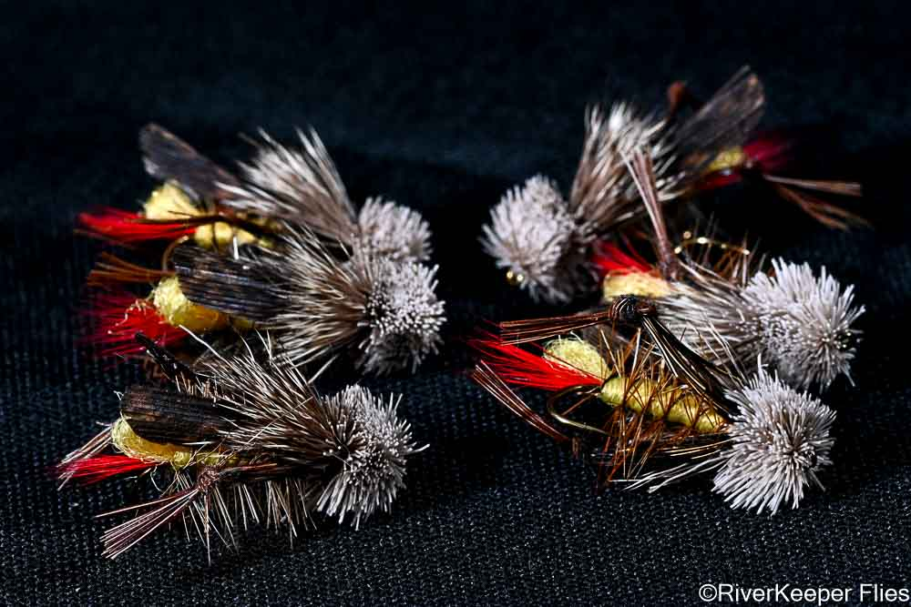 Dave's Hopper Flies   www.johnkreft.com