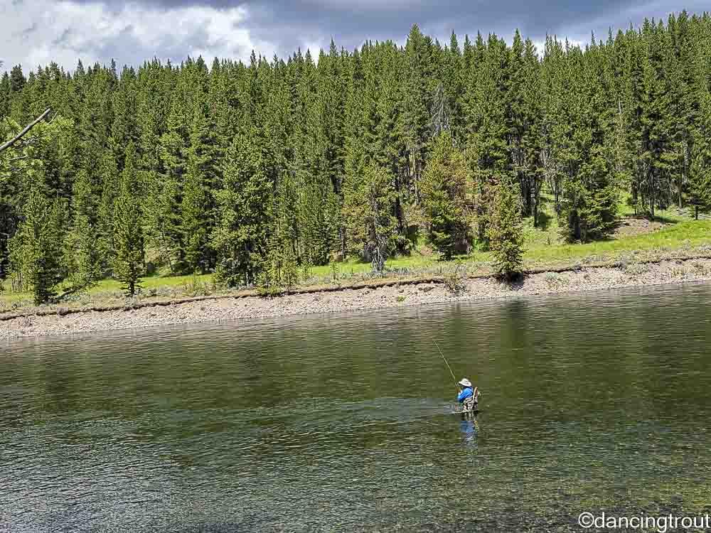 Fishing the Yellowstone   www.johnkreft.com