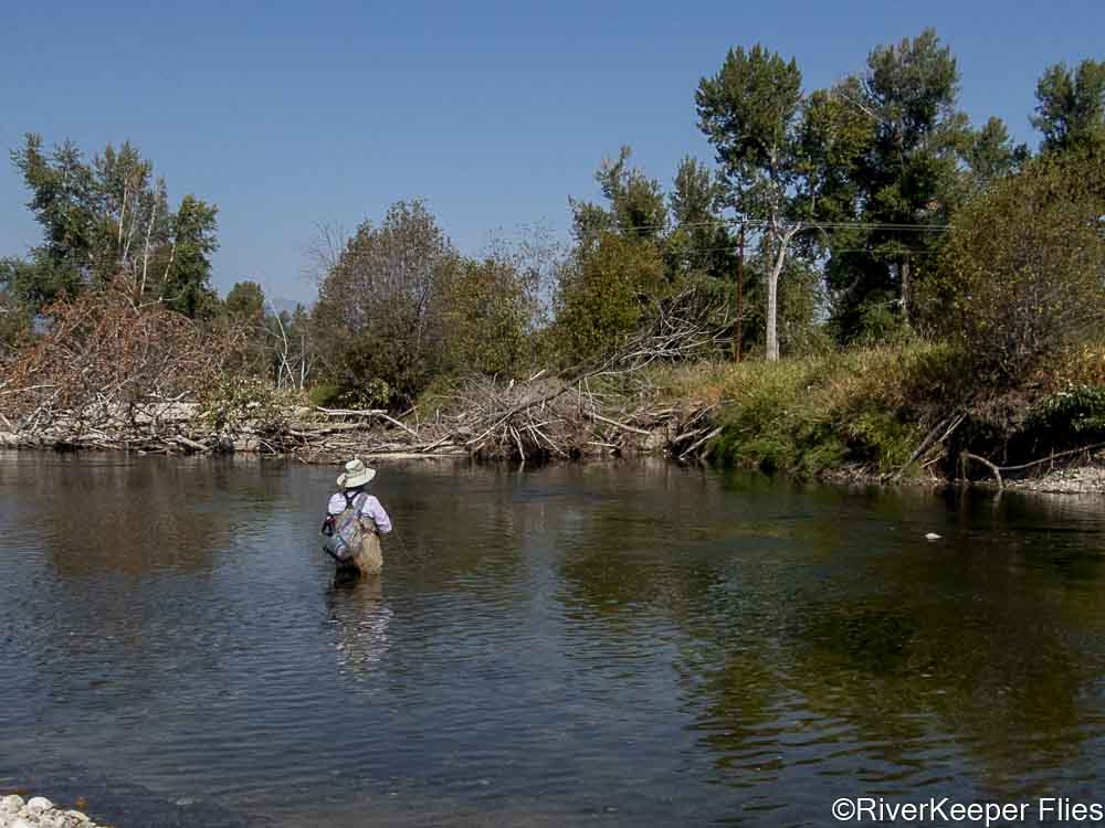 Fishy Water on Bitterroot River   www.johnkreft.com