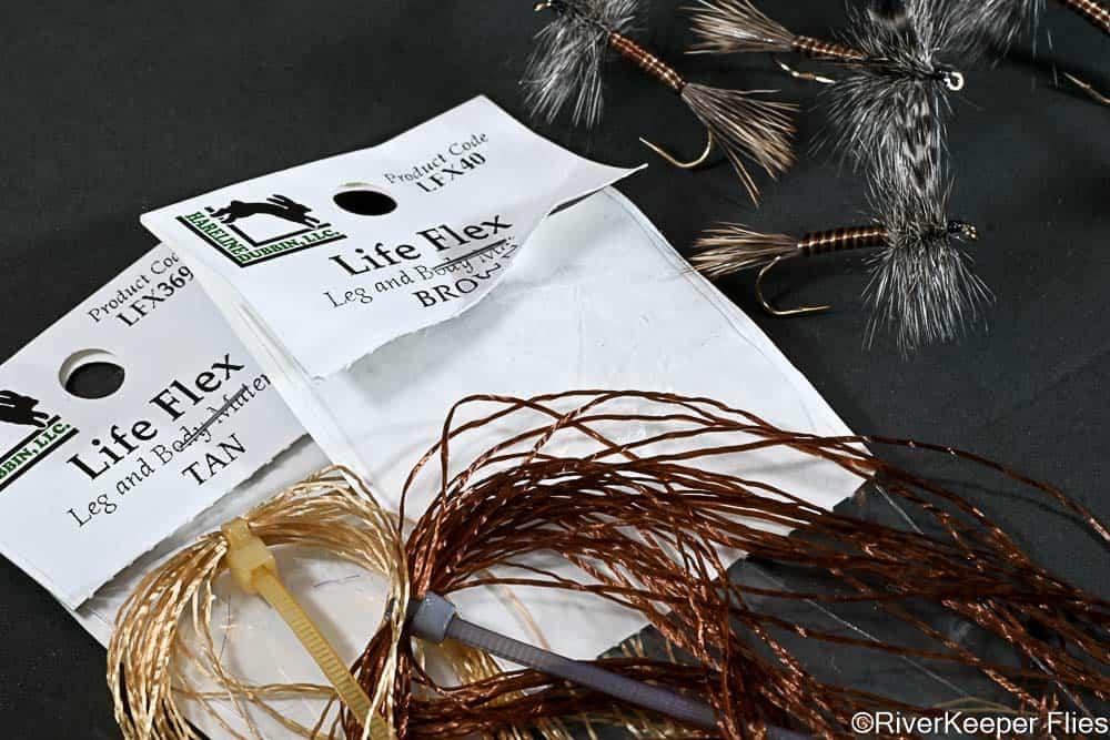 Jumbo Mosquito Body Material | www.johnkreft.com