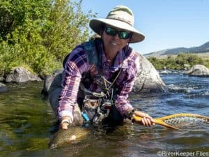 Madison River June and July Fly Fishing