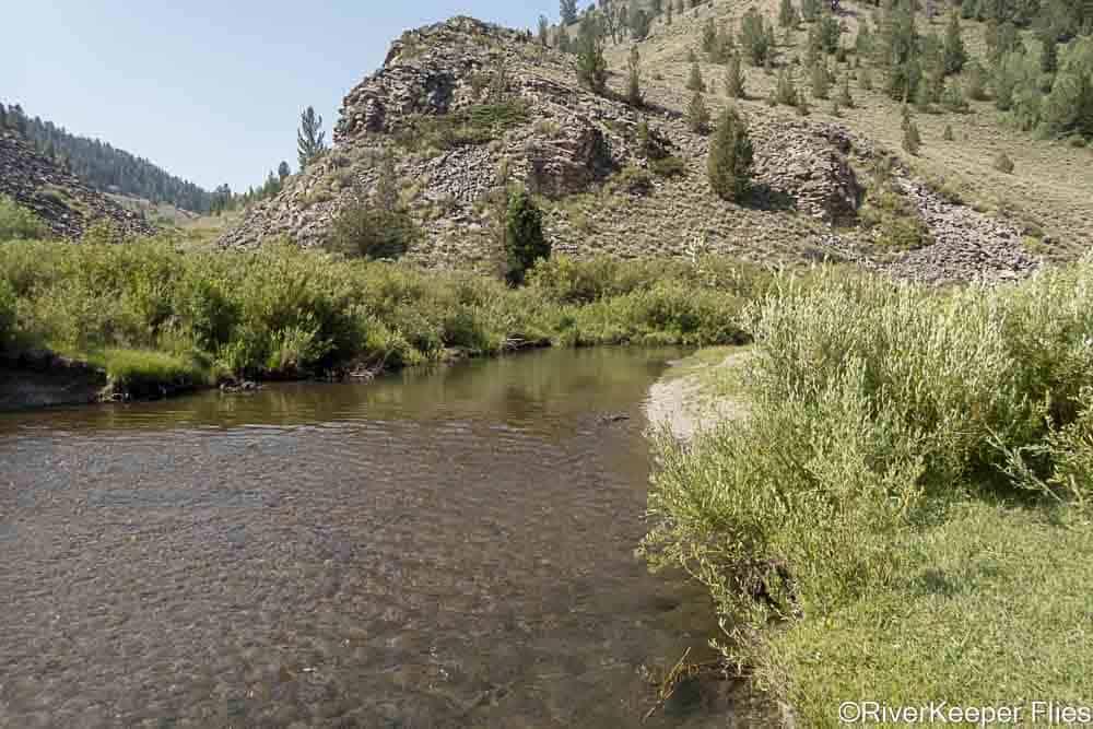 La Barge Creek   www.johnkreft.com