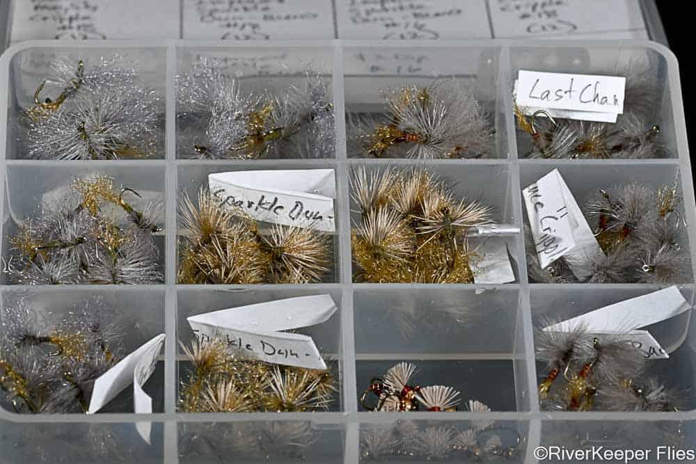 Small Box of Flies Close-up | www.johnkreft.com